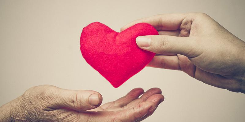 Vivir desde el corazón